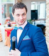 ведущий Евгений Шемков