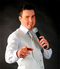 ведущий Евгений Машин